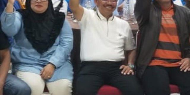 Wali Kota Tangerang Menghadiri Media Gathering