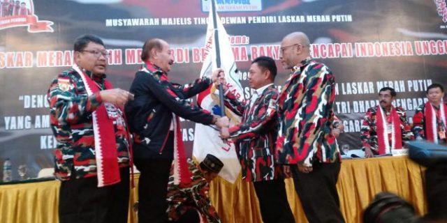 MTDP Tetapkan H.M Arsyad Cannu sebagai Ketua Umum LMP Priode 2019-2024