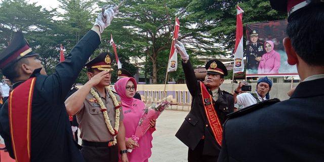 AKBP Ade Ary Syam Indradi Resmi Menjabat Kapolres Tangerang Kota