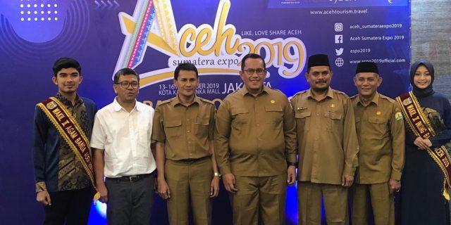 ACEH SUMATERA EXPO 2019 AKAN DIGELAR DI MALL KASABLANKA JAKARTA