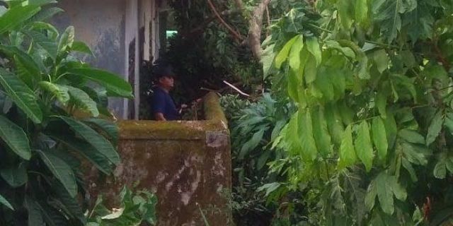 Angin Puting Beliung Porak Porandakan 6 Desa Di Kec Jambe