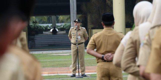 Tujuh Pejabat Setara Eselon Dua Dilantik Bupati Tangerang