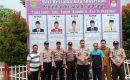 Dirbinmas Polda Banten Sambangi Personel Pam Pilkades di Kecamatan Panongan
