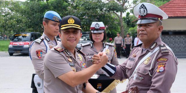 Dua Personel Polresta Tangerang Diganjar Penghargaan