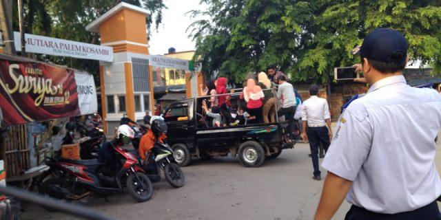 Satgas Organda Kab Tangerang Optimalkan Keselamatan Masyarakat