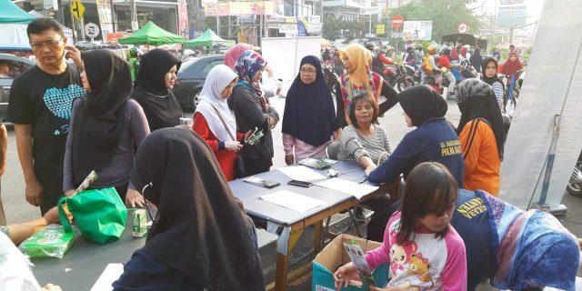 Tim RS Bhayangkara Biddokkes Polda Banten adakan Bhakti Kesehatan