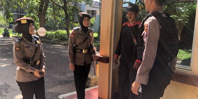 Menjelang Nataru 2020 Ditsamapta Polda Banten Gencar Patroli R2