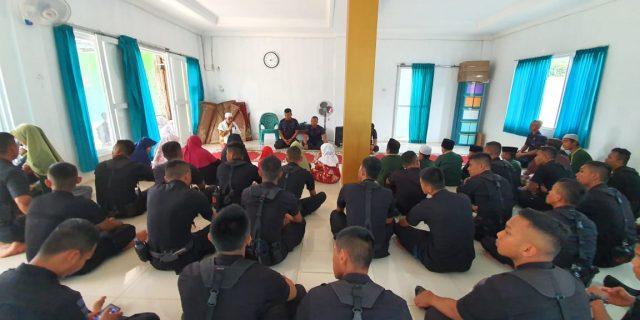 Korp Brimob Polri Sambangi Panti Asuhan Al-Wahidan Bogor
