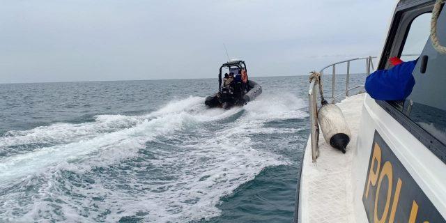 Jamin  keamanan saat libur natal dan tahun baru,Polairud  Kerahkan Kapal Patroli