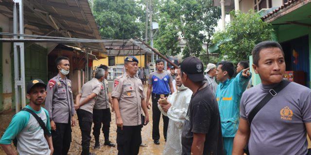 Kapolda Banten, Kerahkan 500 Personil Bantu Korban Banjir Bandang Lebak
