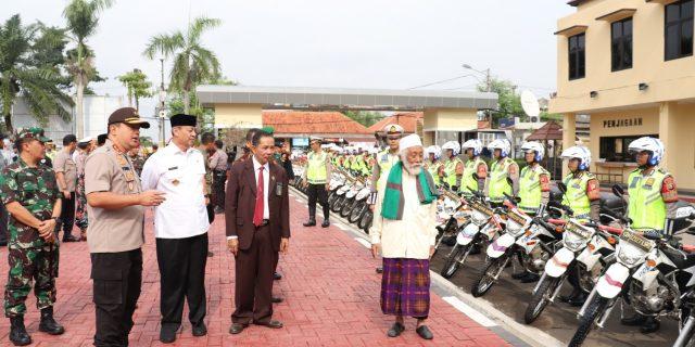 Hari kedua Pasca Bencana, Polda Banten Terus Bantu Warga Korban Banjir