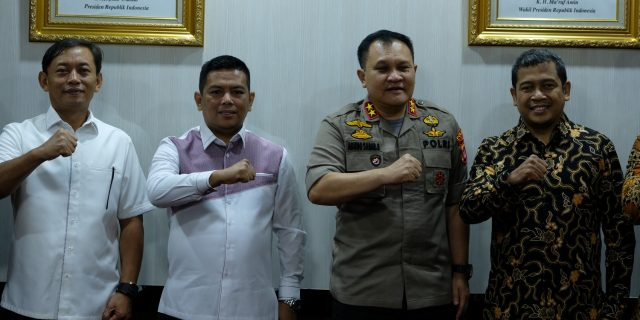 Perkuat Sinergitas, Kapolda Banten Silaturahmi Kepada Ketua DPRD dan Kejaksaan tinggi Provinsi Banten