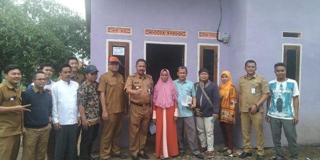 H.Abudin S.Ip.MM Apresiasi Program Gebrak Pakumis Terealisasi Di Wilayah Kecamatan Sindang Jaya