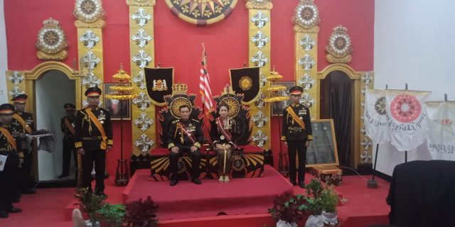 """Polisi Tangkap """" Raja agung sejagat """"di Purworejo"""