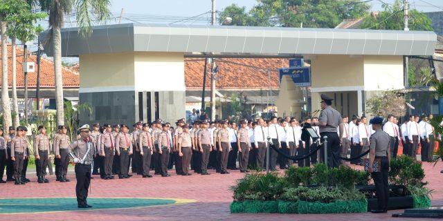 Kapolda Banten Pimpin Apel Hari Kesadaran Nasional
