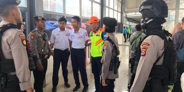 Ditsamapta Polda Banten, Pelihara Kamtibmas Dengan Berpatroli