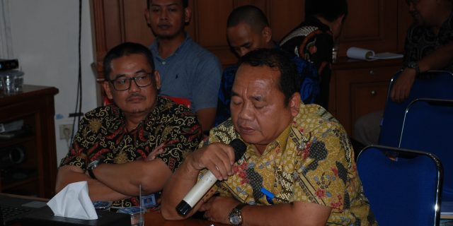 Bapenda Banten Minta Pengurusan Izin Pemanfaatan Air Permukaan Dipermudah