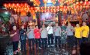 Dandim 0506/Tgr Tinjau Malam Perayaan Imlek di Born Tek Bio
