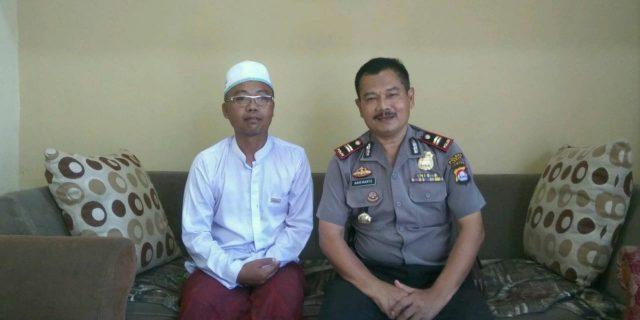 Polsek Curug Bitung Tingkatkan Sinergitas Bersama Ulama dan Umaro