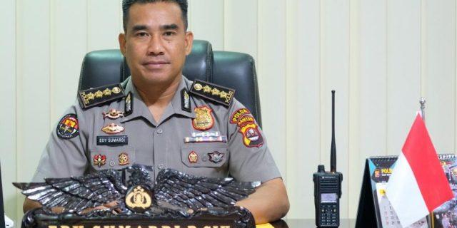 Mutasi Mabes Polri, Sejumlah PJU Polda Banten Mendapatkan Promosi