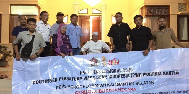 Banten Siap Jadi Tuan Rumah HPN 2022