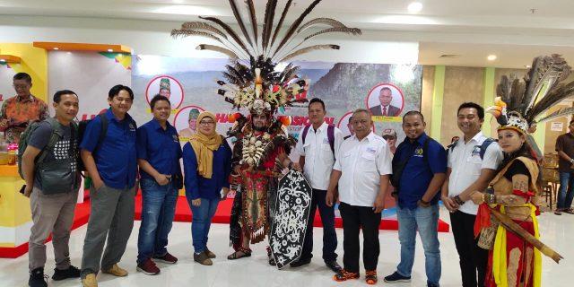 PWI Dan SMSI Kota Tangerang Gelorakan HPN 2020 Di Banjarmasin
