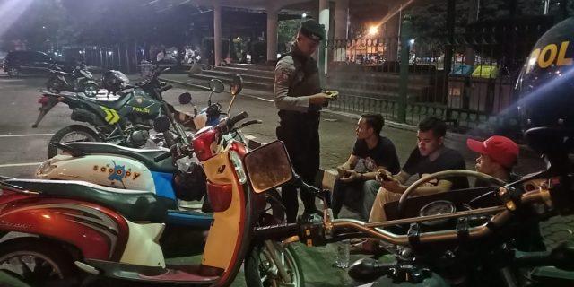 Cegah Aksi Premanisme, Ditsamapta Polda Banten Rutin patroli dialogis