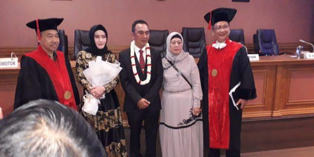 Cum Laude, Kapolrestabes Surabaya Raih Gelar Doktor di USU Medan