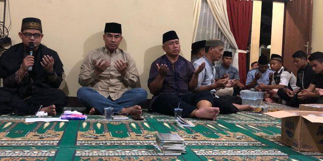 Gelar Tahlil Pertama Atas Meninggalnya Perwira Terbaik Polda Banten (Alm) Kombes Pol Jondrial