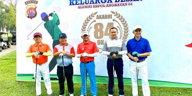 Alumni Akabri 84, Gelar Silaturahmi dan Reuni Keluarga di Banten