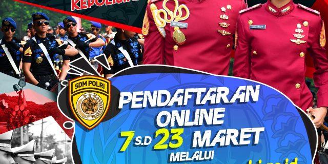 Polda Banten, Kembali Terima Calon Taruna Akpol, Bintara dan Tamtama Polri