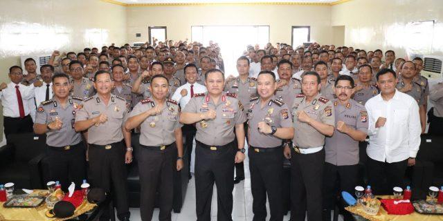 Kapolda Banten Kunjungan Kerja Ke Polres Serang