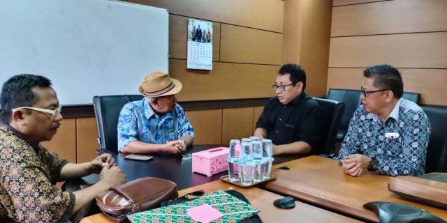 Pengurus SMSI Pusat, konsultasi Dengan Dewan Penasehat