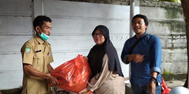 Pemerintah Kota Tangerang Salurkan Bantuan Sembako Untuk Jurnalis Tangerang Raya