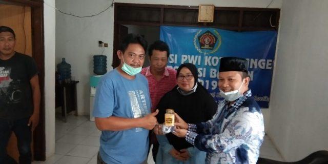 Pemkot Beserta DPRD Kota Tangerang Bantu Logistik Para Jurnalis