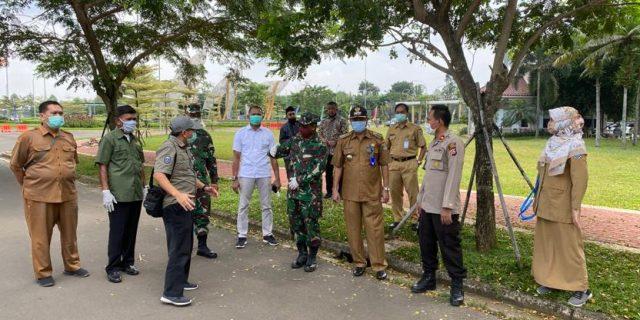Kecamatan Sindang Jaya Terapkan Sistem Drive Thru Untuk Rapid Test Covid-19