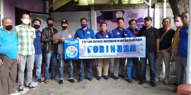 Forum Riyadi Indonesia Bersaudara Mengapresiasi Peran Jurnalis