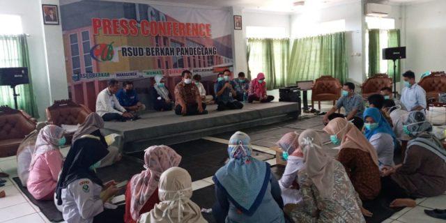 SMSI Apresiasi RSUD Berkah Bentuk Unit Humas & Rencana Media Center