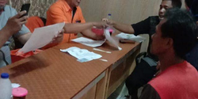 Desa Cirumpak Kec Kronjo Salurkan BST 184 Tahap tiga Dari Kemensos