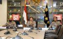 Ombudsman Zoom Meeting Bersama Kabaharkam Polri dan Kasatgas Covid-19