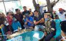 DPRD Kota Tangerang Sambangi Korban Gusur Tol Jor 2 Sekaligus Berikan Bantuan Pangan