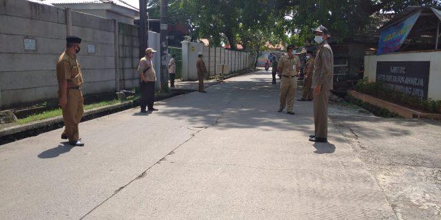 30 Pengendara Terjaring OPS Yustisi di Jalan Situ Pondok