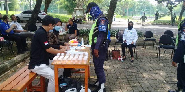 PT. Mega Darma Yudha Gandeng BNK Dan BNN Kabupaten Tangerang Untuk Tes Urine