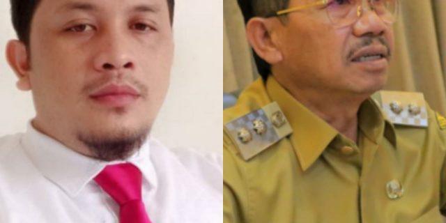 Sachrudin Wakil Walikota Tangerang Tetap Tabah Dalam Menghadapi Cobaanyang