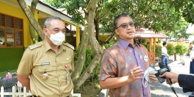 Komisi X DPR.RI Kunjungi Kabupaten Tangerang Pantau Program Pendidikan