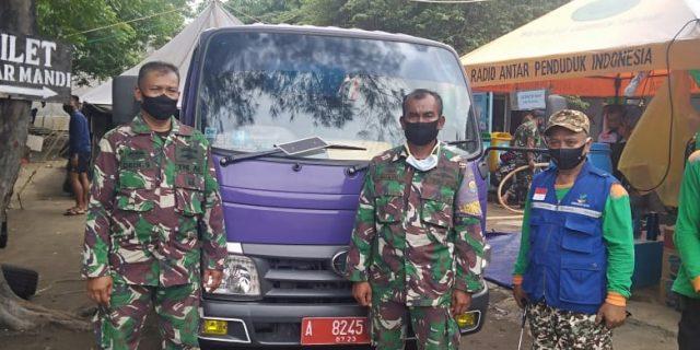 RAPI Kabupaten Tangerang, Dirikan Posko Untuk Bantu Pencarian Korban Sriwijaya Air SJ-182