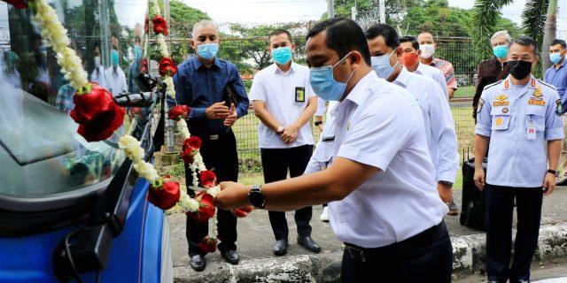 Walikota Tangerang Launching BRT Koridor 4