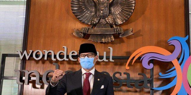Menteri Pariwisata & Ekraf Ajak SMSI Bantu Kebangkitan Sektor Pariwisata