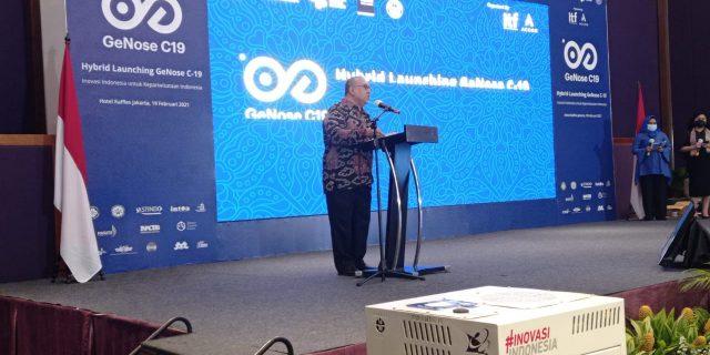Industri Pariwisata Indonesia Siap Gunakan GeNose C-19
