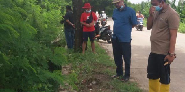 Camat Sindang Jaya Beserta Staff Ajak Masyarakat Gotong Royong di Hari Peduli Sampah Nasional